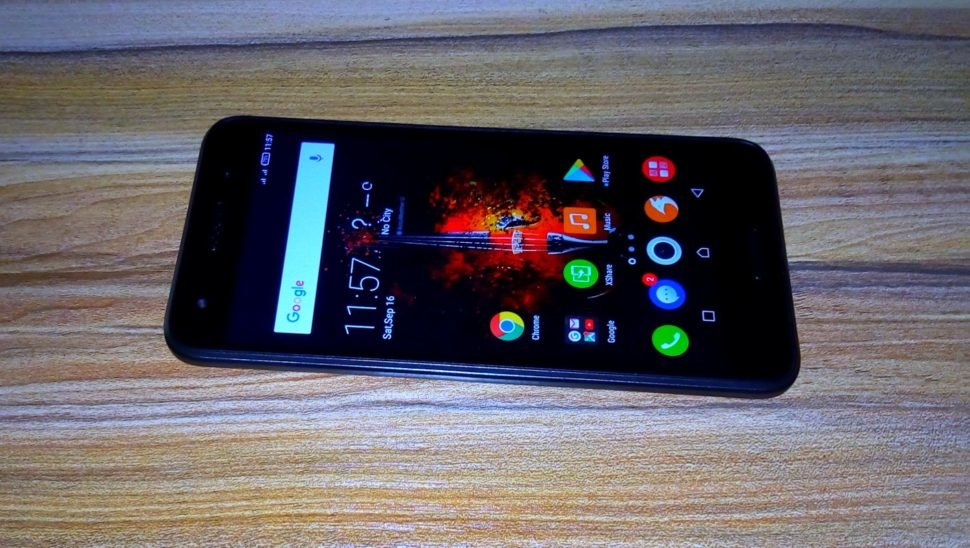 Infinix Hot 5 (Lite) Unboxing Review and Antutu Benchmark