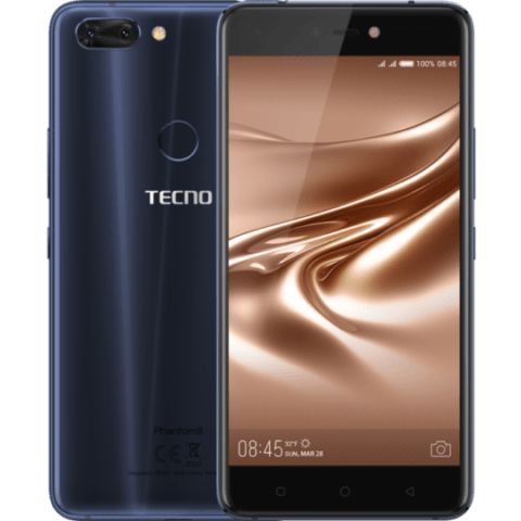 Tecno Phantom 8 Smartphone Specifications, Features and Price