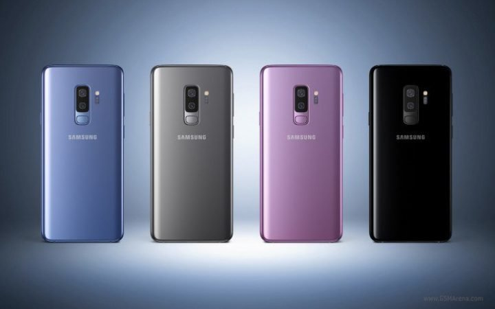 Samsung Galaxy S9 and S9+ Pricing and availability