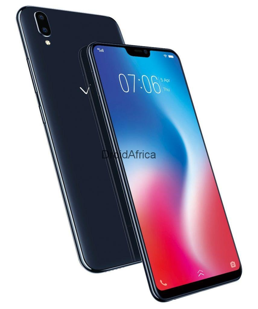 Vivo V9 Specifications, Price and Availability