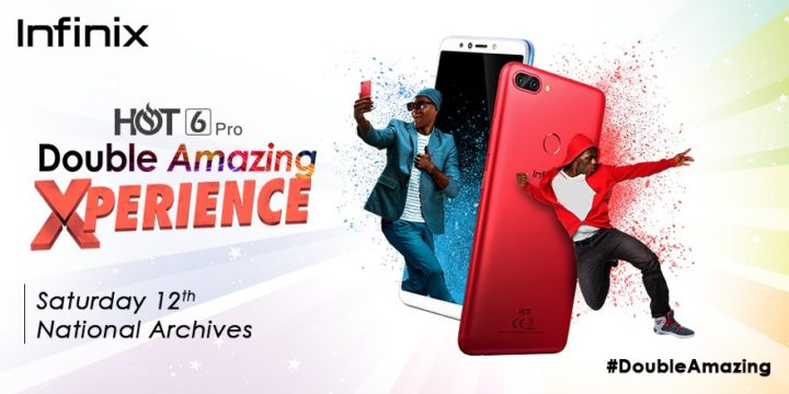 CONFIRMED: Infinix Hot 6 Pro Will be Official on May 12th