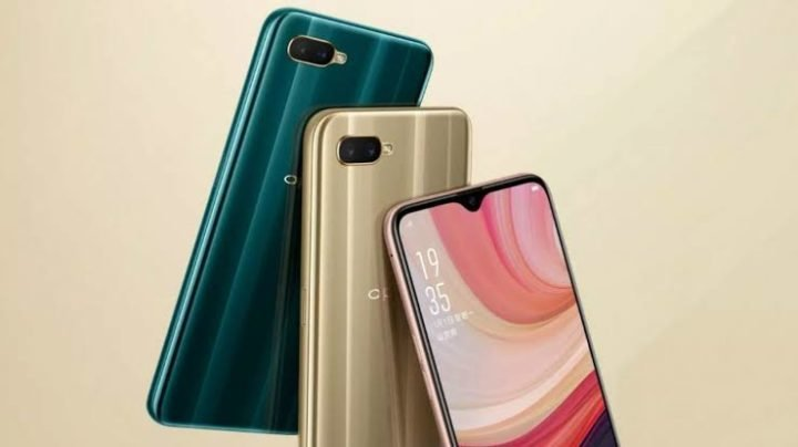 Oppo A7 details