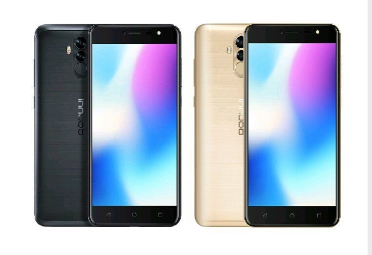 Innjoo fire 5 LTE colors