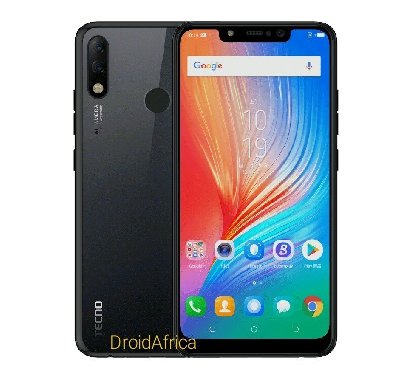 Tecno Spark 3 specs and features price