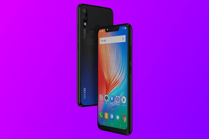 Tecno camon isky 3 launched with android 9.0