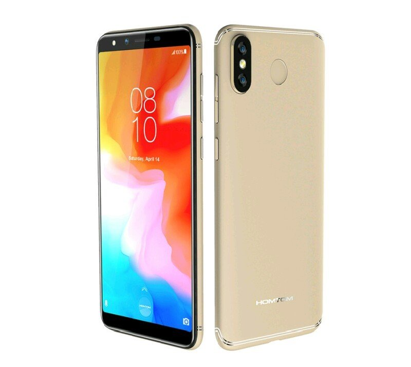 HomTom H5 specs and features