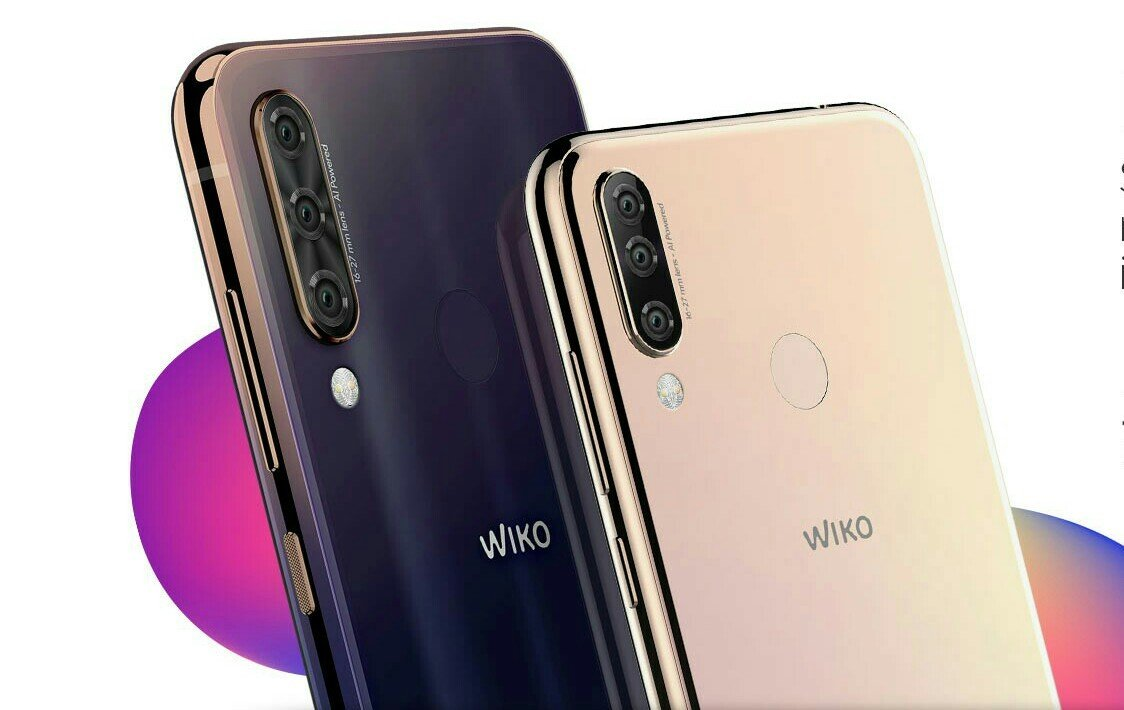 Wiko view 3 camera review