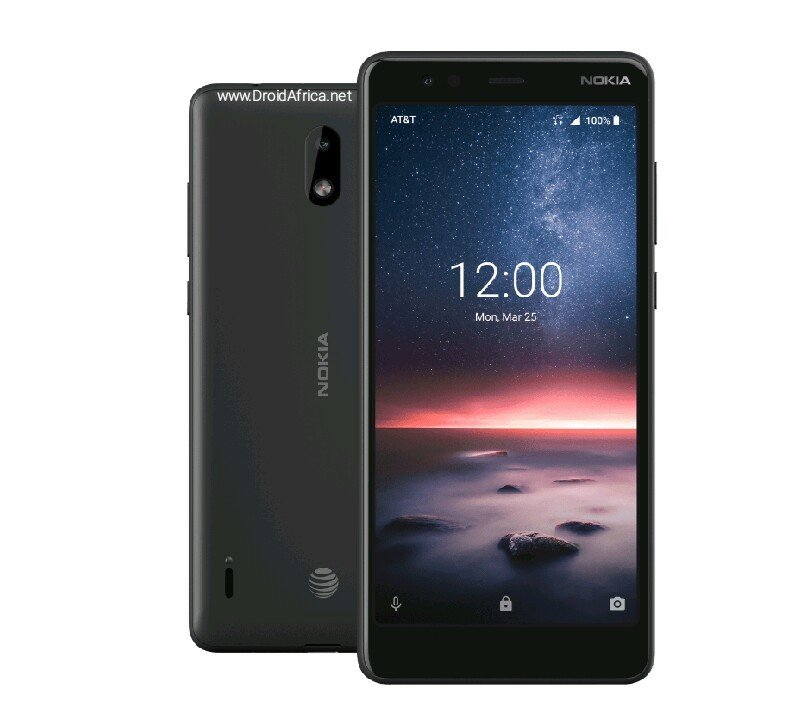 Nokia 3.1 A specifications features and price