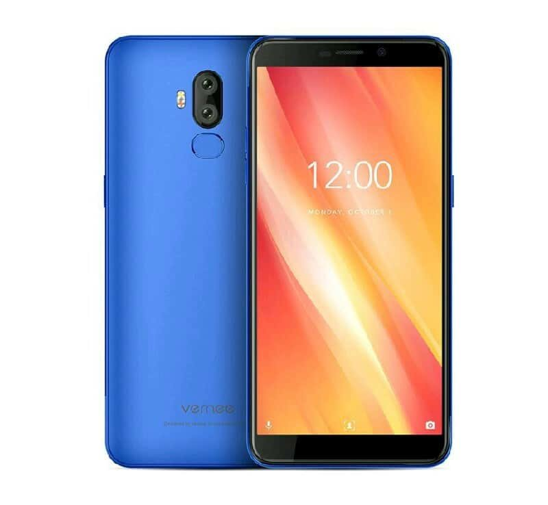 Vernee X2 specifications features and price