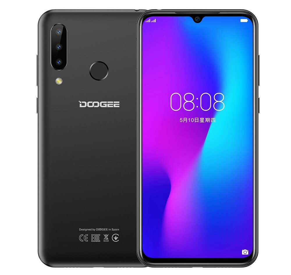 Doogee N20 specifications features and price