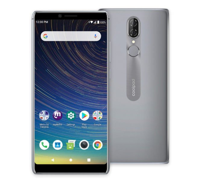 CoolPad Legacy smartphone specifications features and price