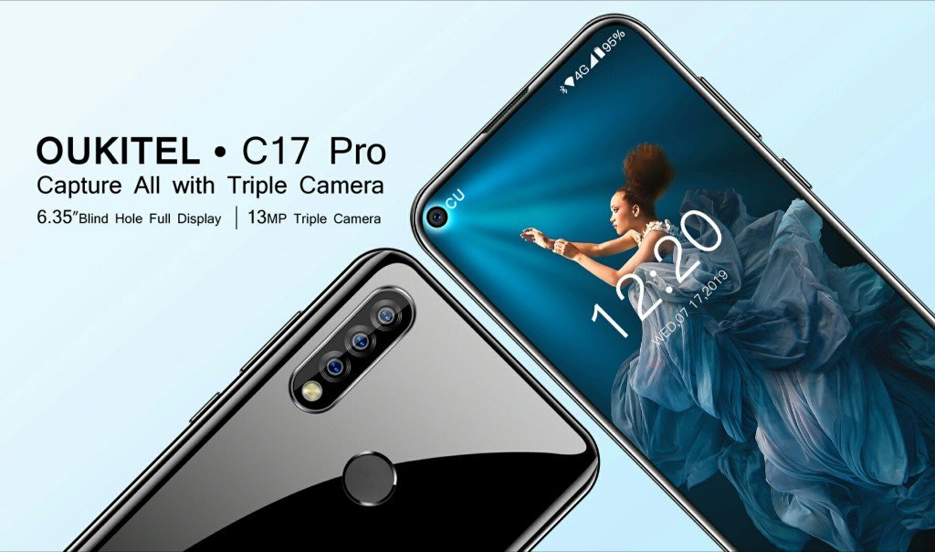 Oukitel C17 Pro specifications features and price