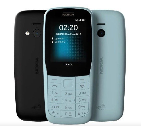 Nokia 220 4G Specification features and price