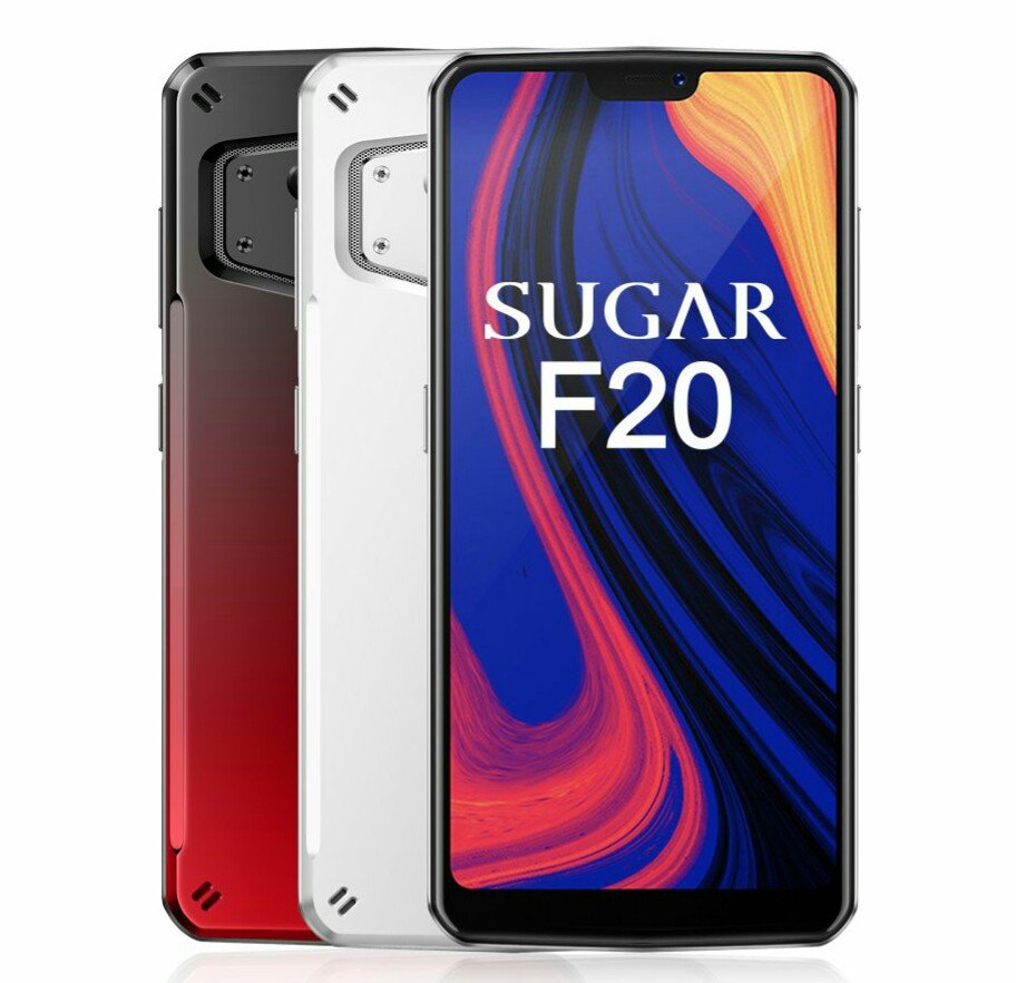 Sugar F20 specifications features and price