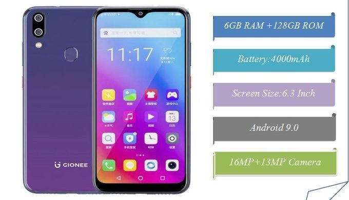 Gionee M11 Pro review