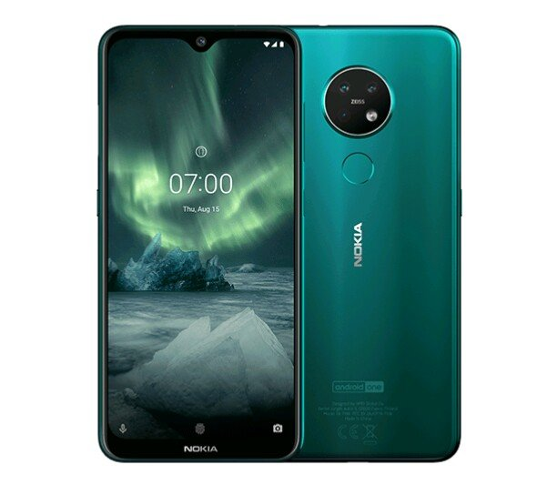 Nokia 7.2 specifications features and price