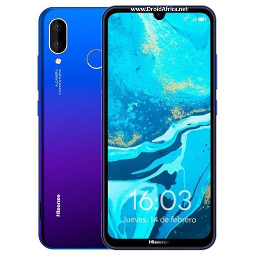 HiSense V5 Specifications features and price
