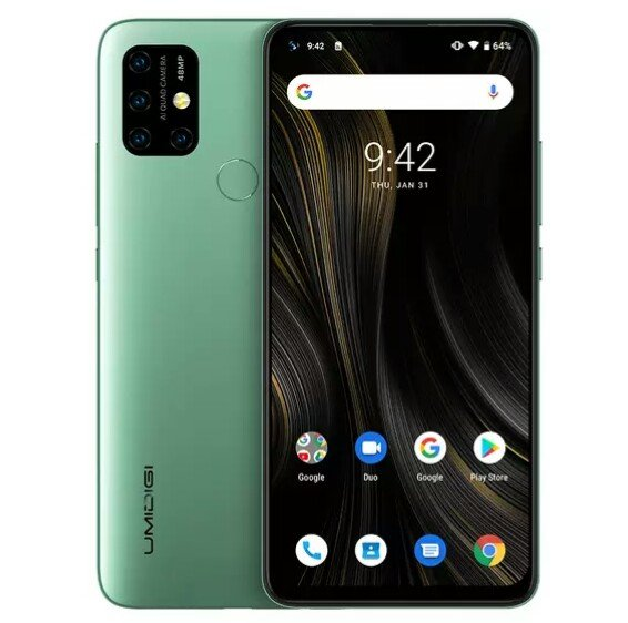 UMiDIGI Power 3 specifications features and price
