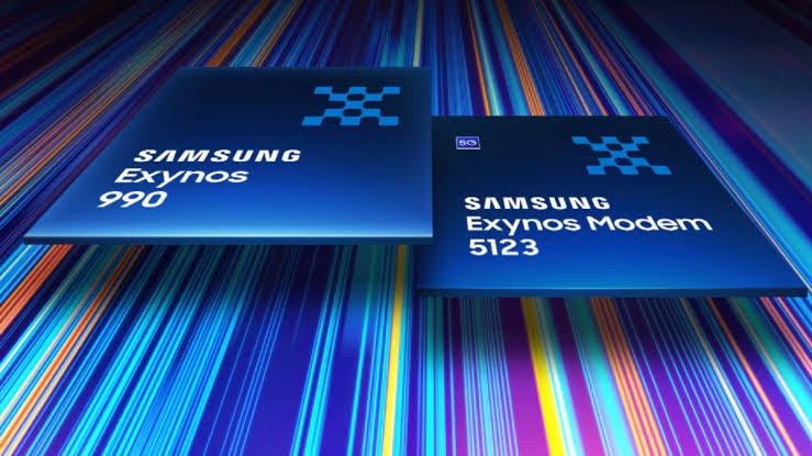 Exynos 990 and Exynos 5123 specs and features