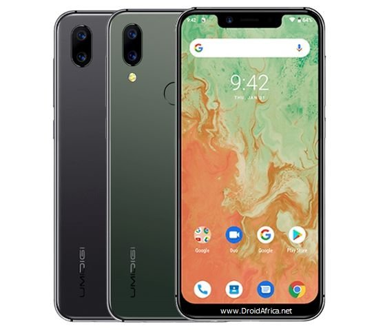 UMiDIGI A3X Specifications features and price