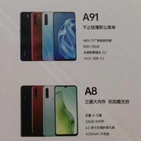 Oppo A8 & Oppo A91 release date
