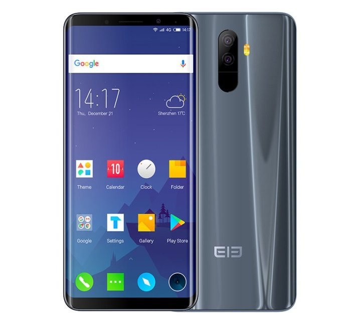 ElePhone U Specifications features and price
