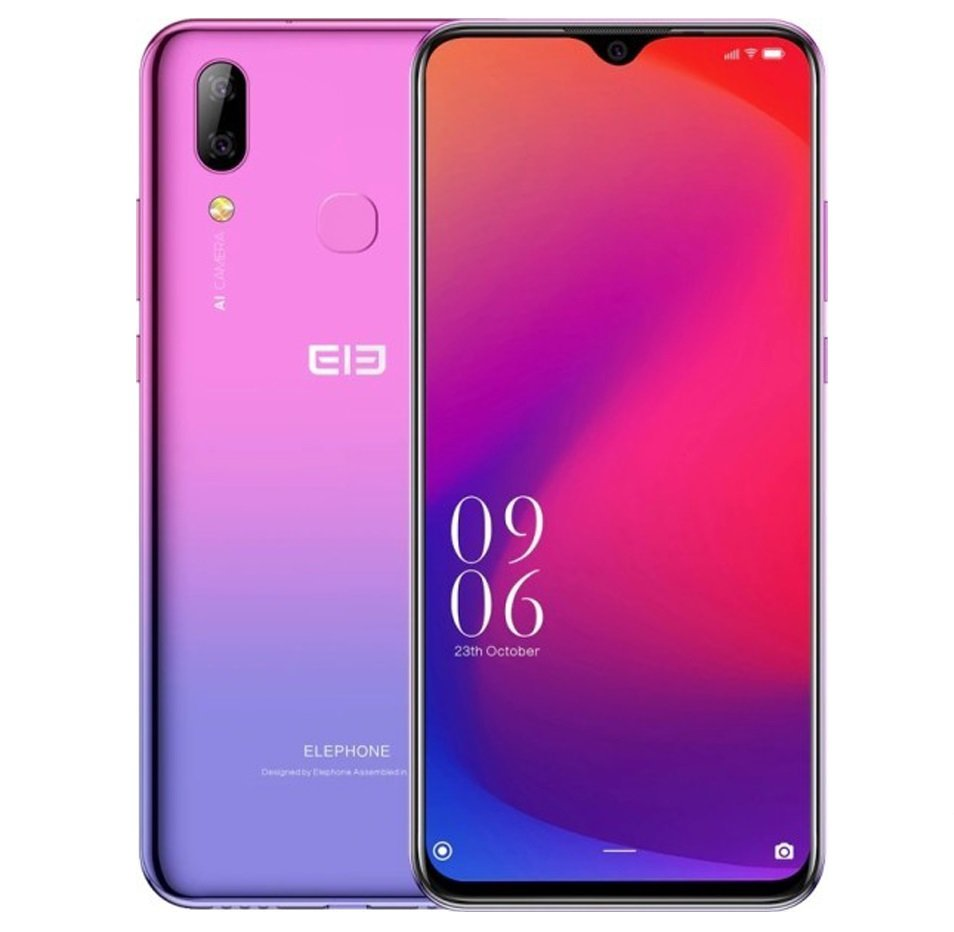 ElePhone A6 Max specifications features and price