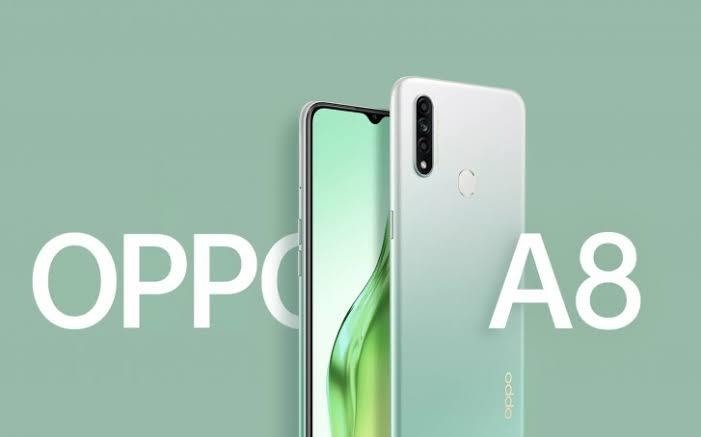 Oppo A8 specificications