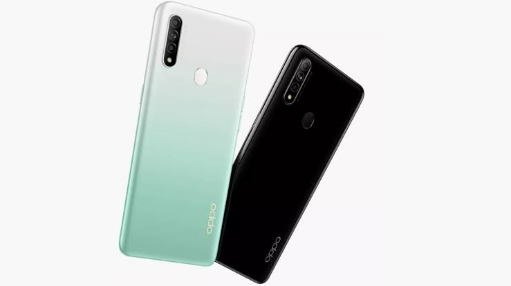 OPPO A8 launched