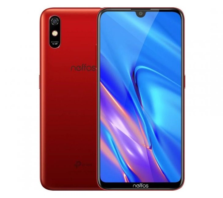 Neffos C9s specs features and price