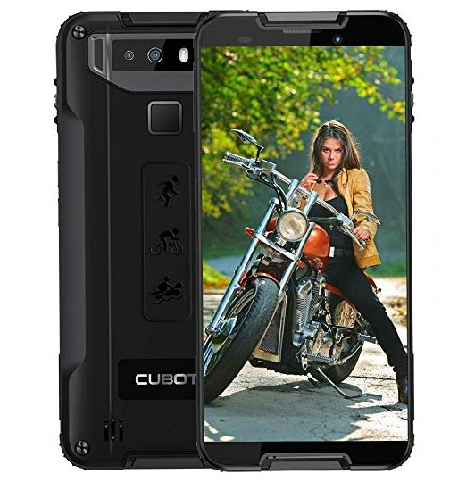 Cubot Quest specifications features and price