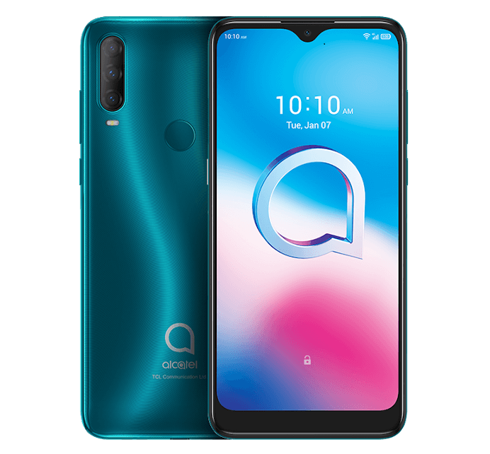Alcatel 3L (2020) specifications features and price