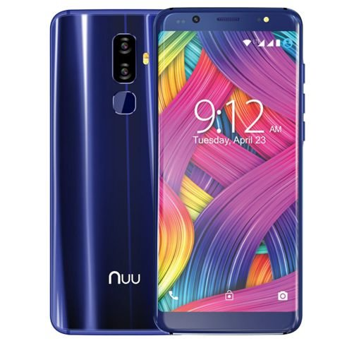 NUU Mobile G3 specifications features and price