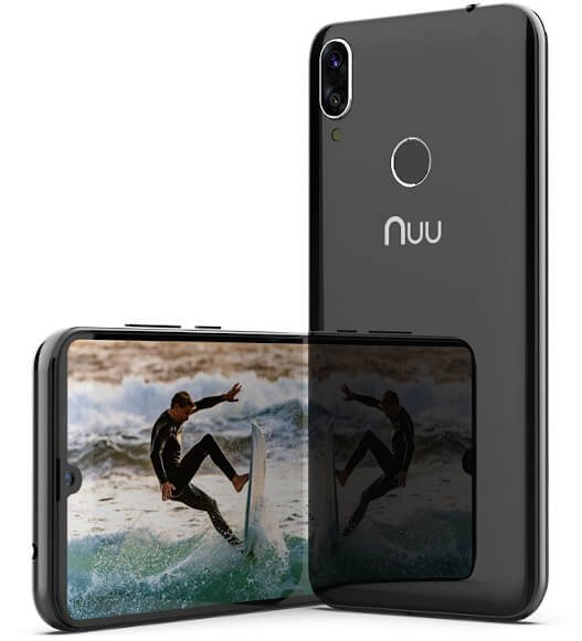NUU Mobile X6 specifications features and price