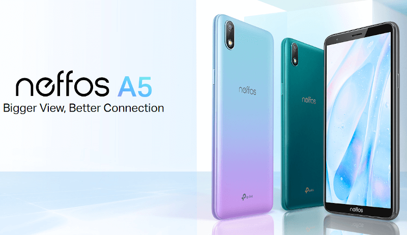 Neffos A5 review