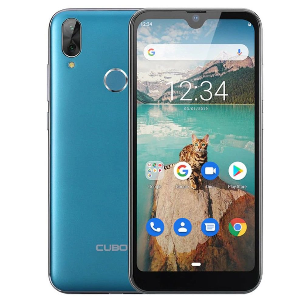 Cubot R19 specifications features and price