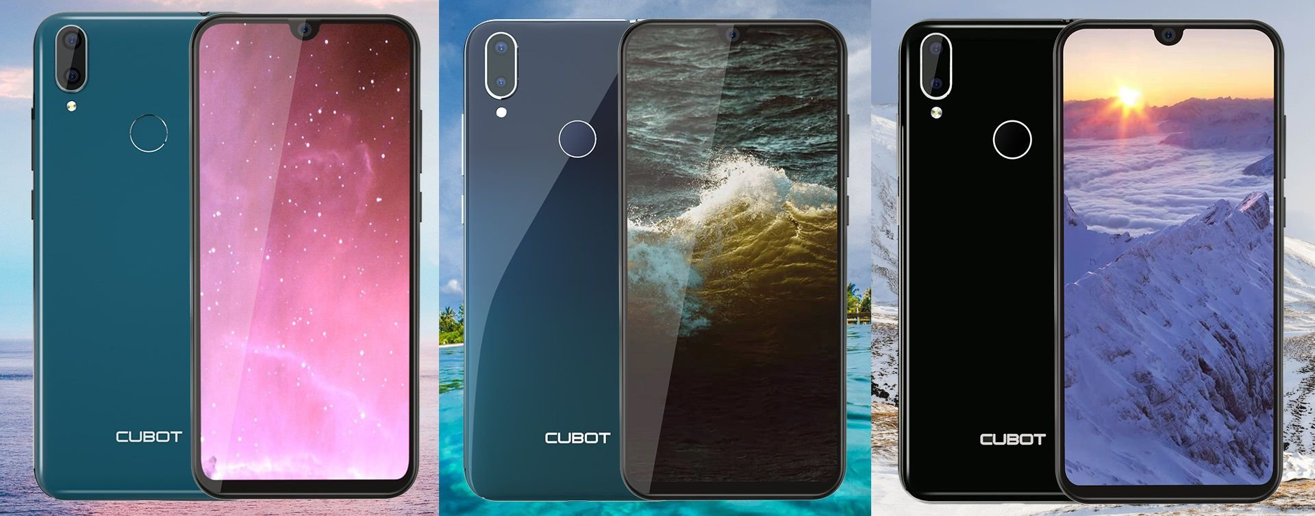 Cubot R19 review