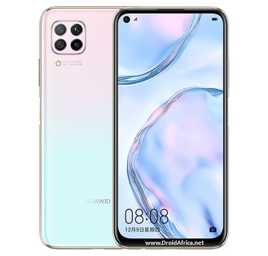 Huawei Nova 7i specifications features and price