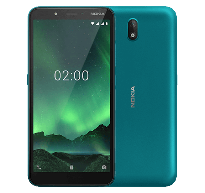 Nokia C2 specifications features and price