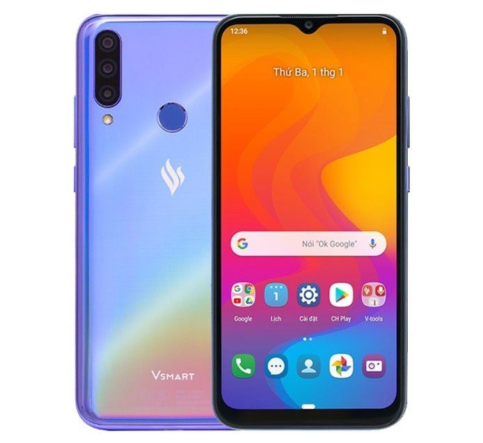 VSmart Joy 3 specifications features and price