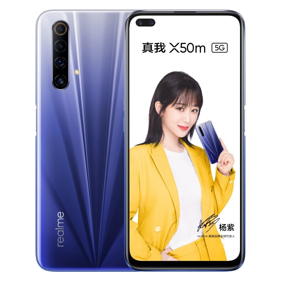 Realme X50m 5G specifications features and price
