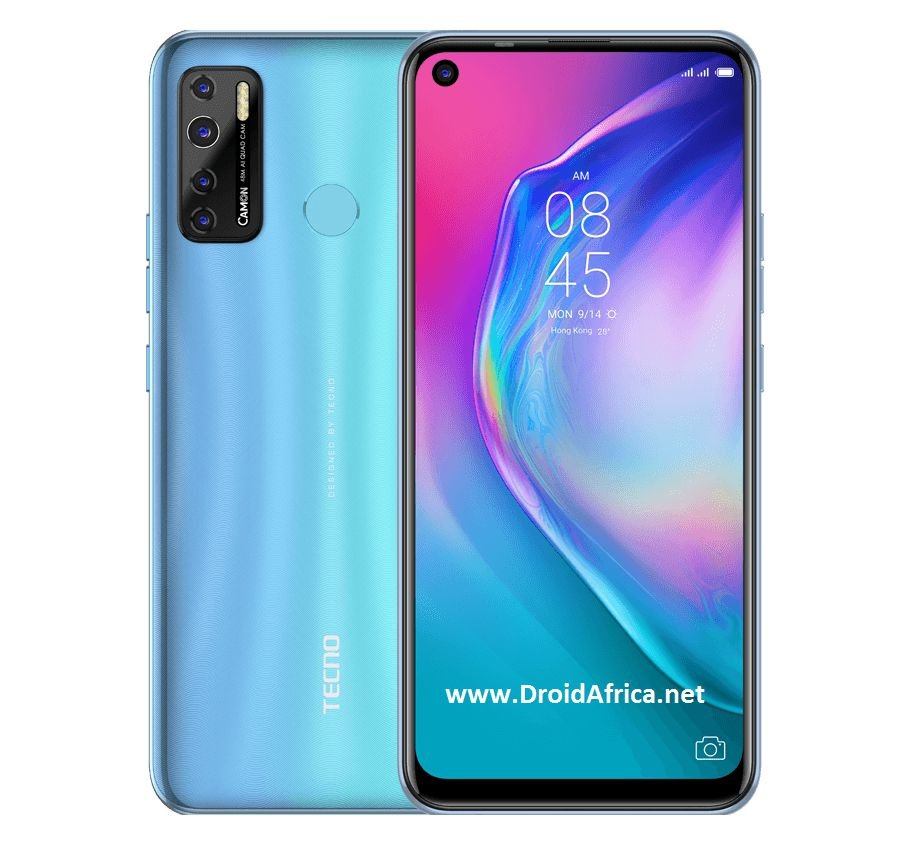 Tecno Camon 15 Air specifications features and price