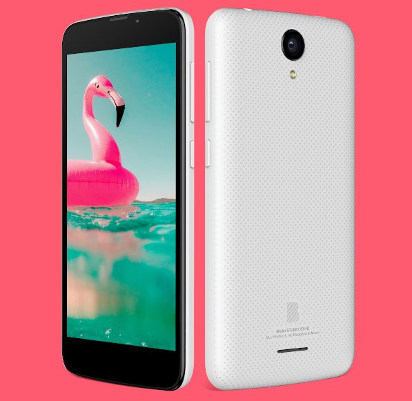 Blu Studio X9 HD specifications features and price