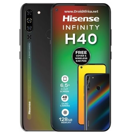 HiSense Infinity H40 specifications features and price