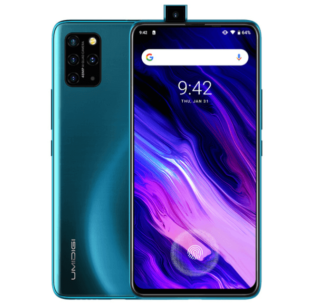 UMiDIGI S5 Pro specifications features and price