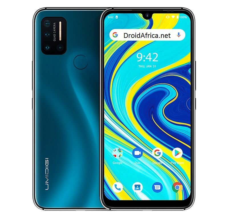 UMiDIGI A7 Pro specifications features and price