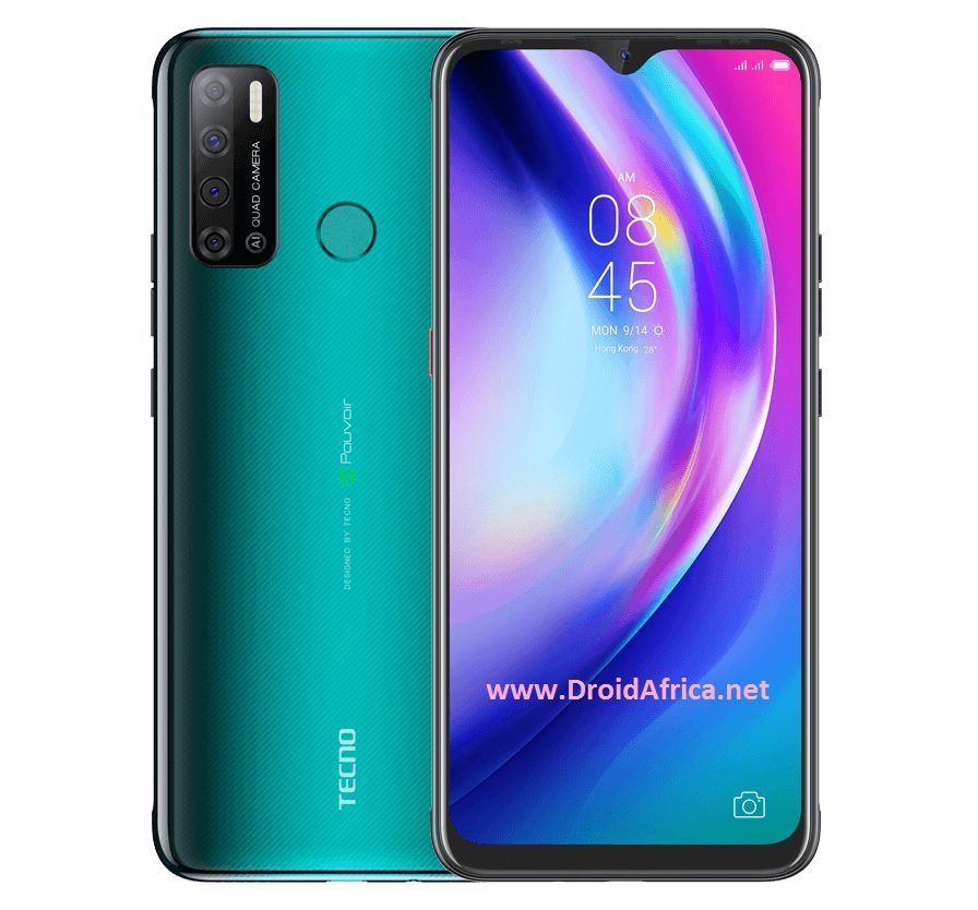 Tecno Pouvoir 4 Pro specifications features and price