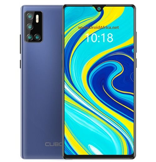 Cubot P40 specifications features and price