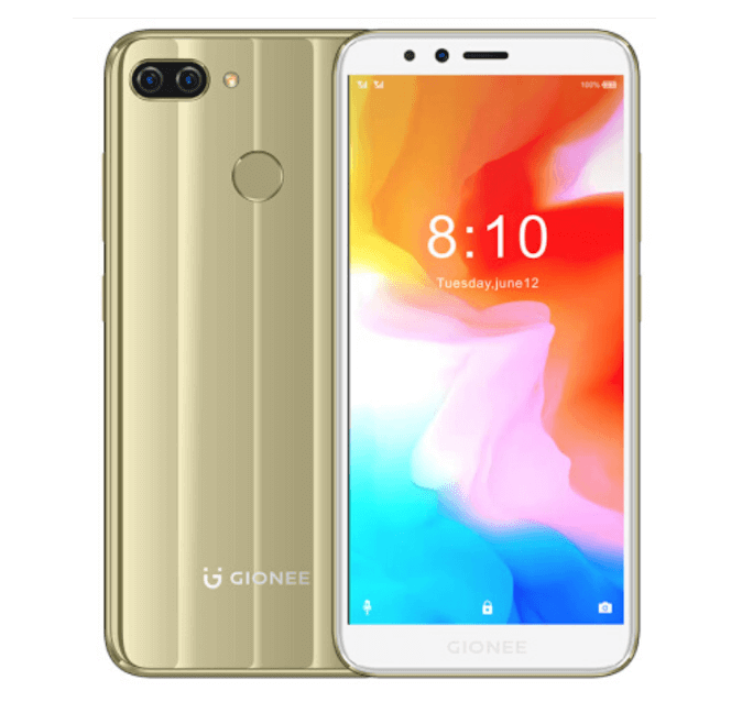 Gionee F6 Pro specifications features and price