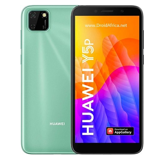 Huawei Y5P specifications features and price